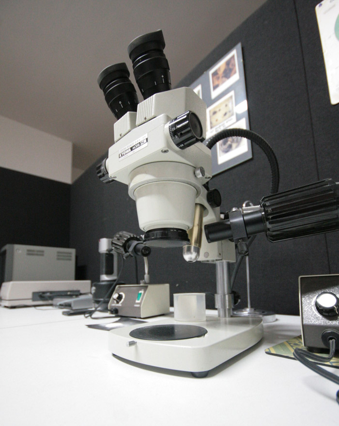 Laboratorio analisi chimiche settore ceramico